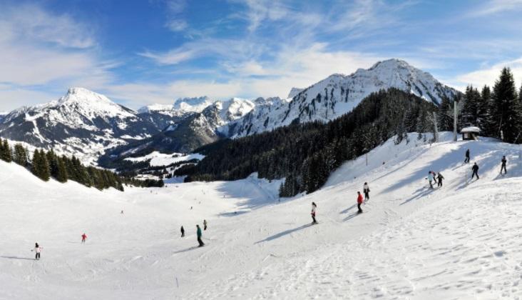 Estación esquí Abondance