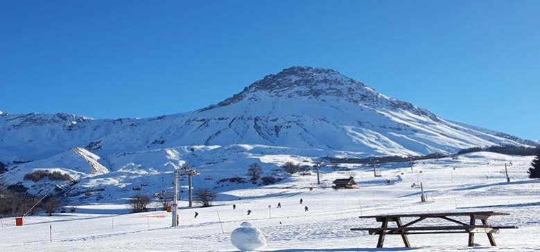 Estación esquí Albiez