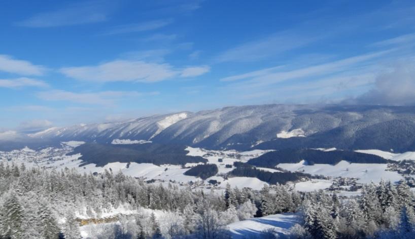 Estación esquí Méaudre