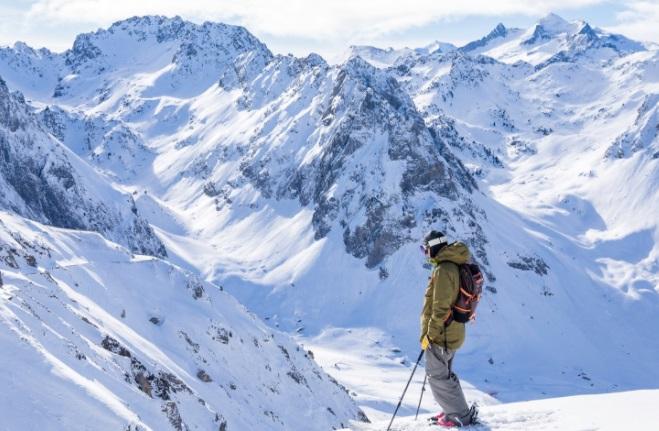 Freeride estación esquí Pic du Midi