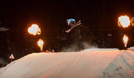 Freestyle Noche Val Di Fiemme