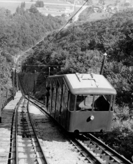 Funicular Saint Hilaire du Touvet