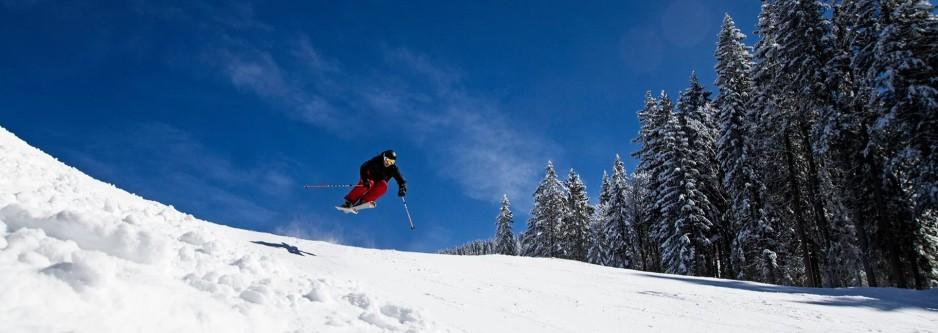 Garmisch Partenkirchen Zugspitze ski resort