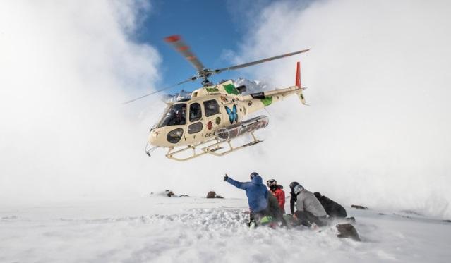Heliesquí Valle Nevado