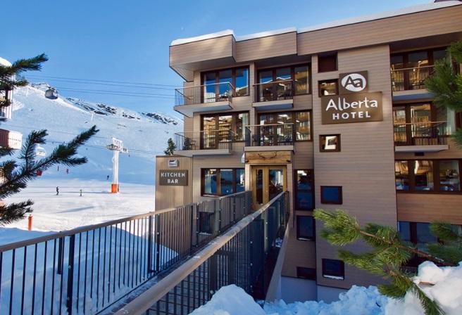 Hotel Alberta