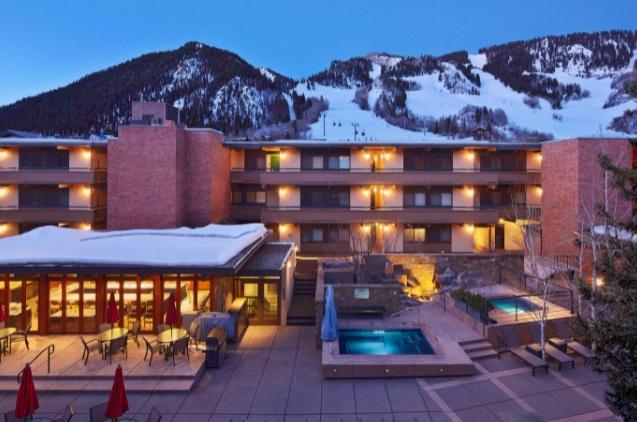 Hotel Aspen Square Condominium