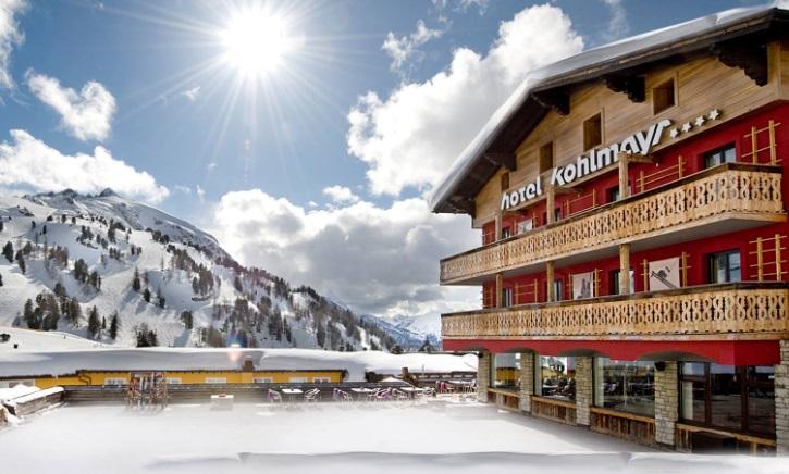 Hotel Das Kohlmayr
