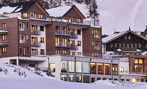 Hotel Das Tauernherz