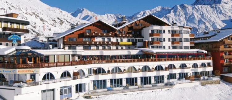 Hotel Enzian Hochsölden