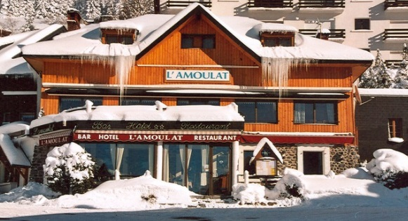 Hotel L'Amoulat