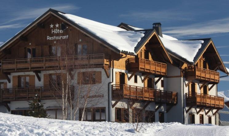 Hotel Le Beausoleil