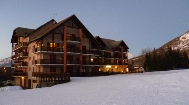 Hotel Les Écrins