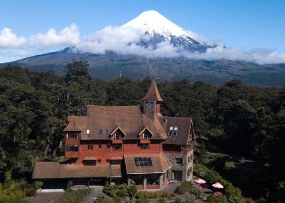 Hotel Petrohue Lodge
