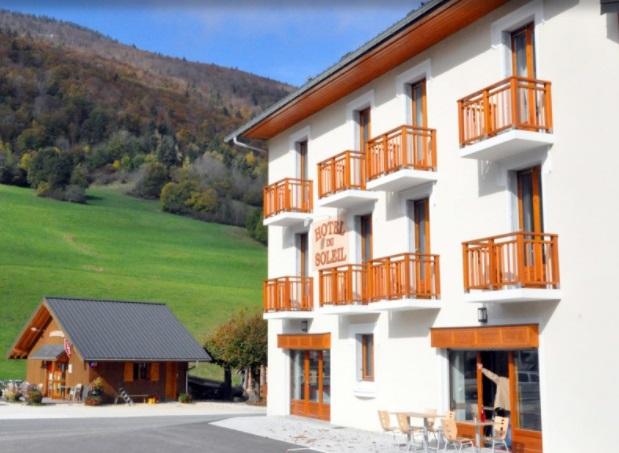 Hotel Restaurant du Soleil