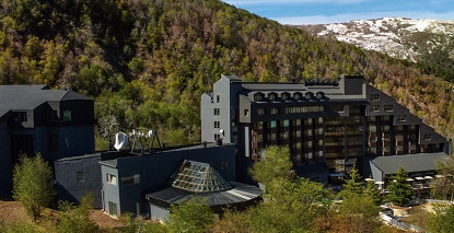 Hotel Thermas Chillán