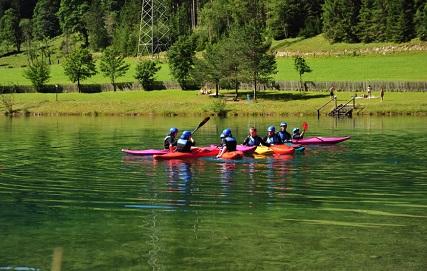 Kayak Flachau