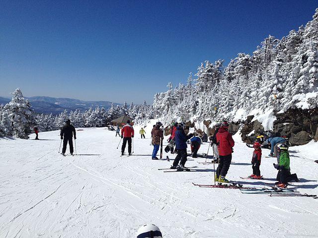 Killington Resort skiing