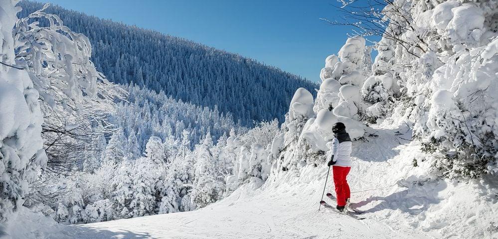 Mont Sutton ski resort
