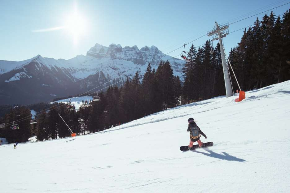 Morgins Ski Resort