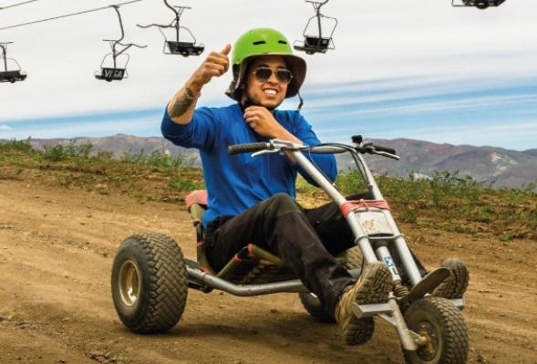 Mountain Cart El Colorado
