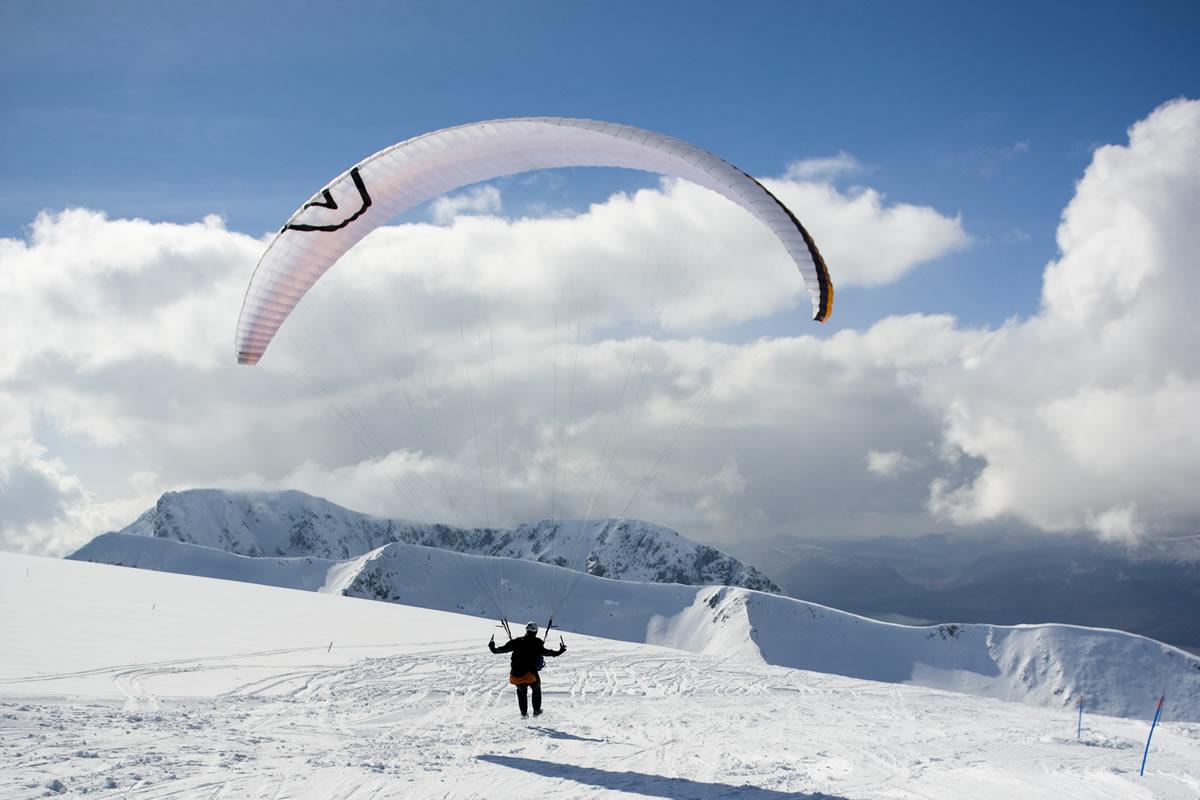 Nevis range ski resort