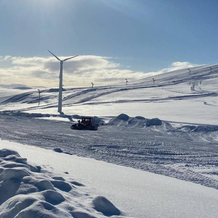 The Lecht 2090 ski resort