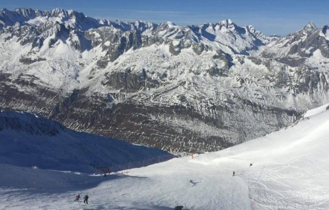 Pistas de esquí Andermatt