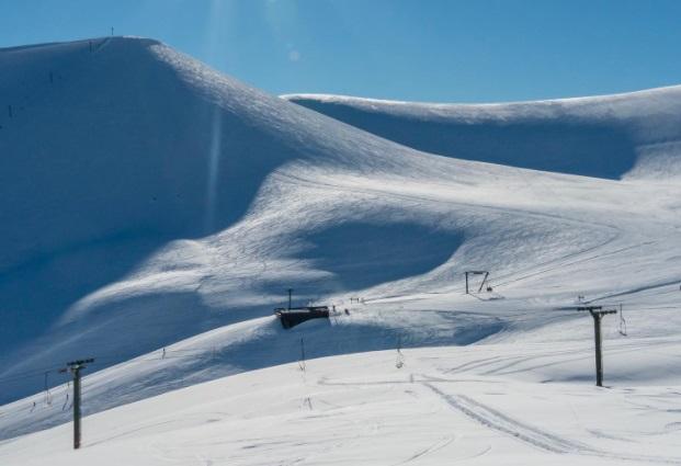 Pistas de esquí Antillanca