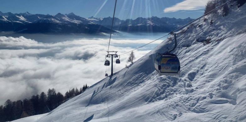 Pistas de esquí Anzère