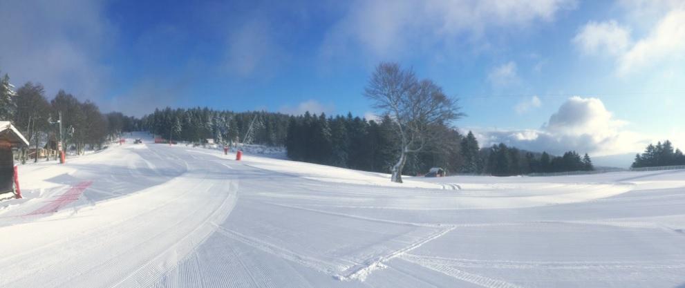 Pistas de esquí Ballon d'Alsace