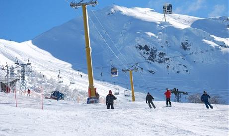 Pistas de esquí Cerro Bayo