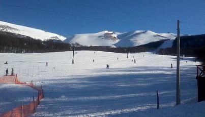 Pistas de esquí Cerro El Fraile