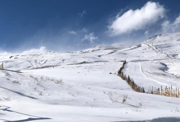 Pistas de esquí Chapa Verde