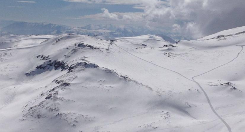 Pistas de esquí El Arpa