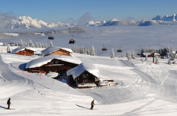 Pistas de esquí Flachau