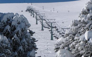 Pistas de esquí Las Araucarias