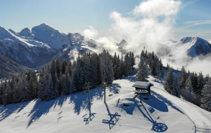 Pistas de esquí Manigod