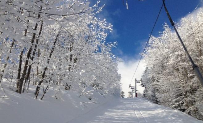 Pistas de esquí Saint Hilaire