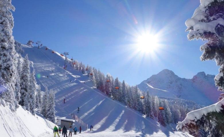 Pistas de estación de esquí Schladming Dachstein