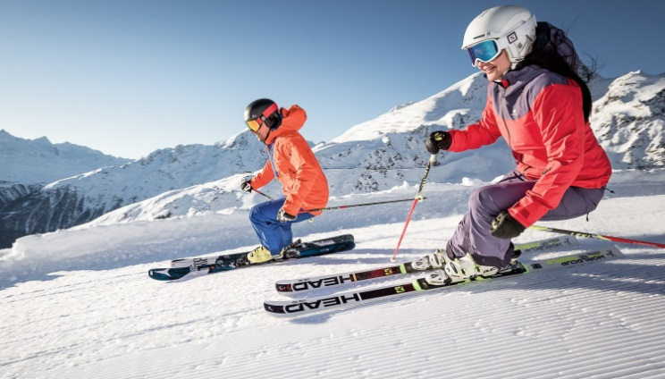 Pistas de esquí Sölden