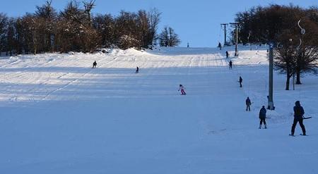 Pistas de esquí Valdelén