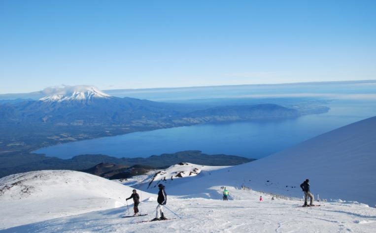Pistas de esquí Volcán Osorno
