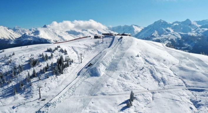 Pistas estación de esquí Bergbahn-Kitzbühel