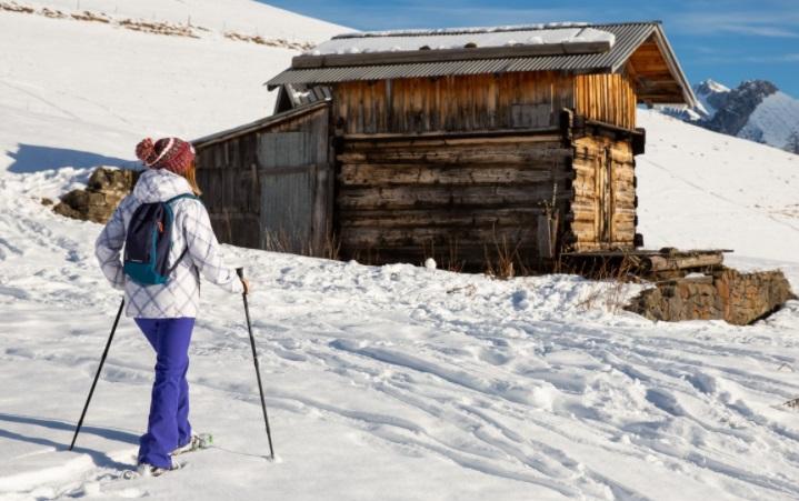 Raquetas de nieve Abondance