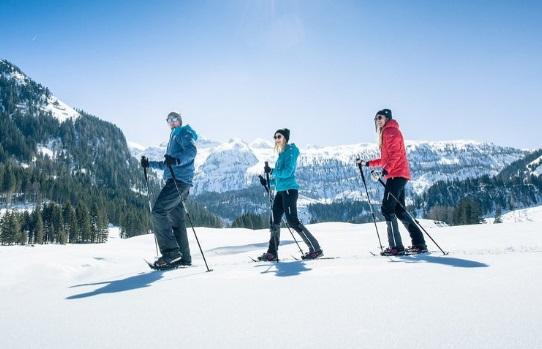 Raquetas de nieve Obertauern