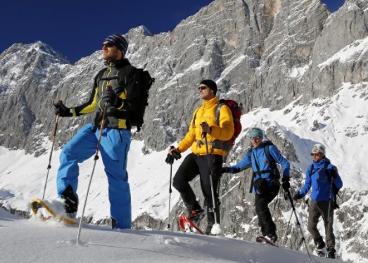 Raquetas de nieve Schladming Dachstein