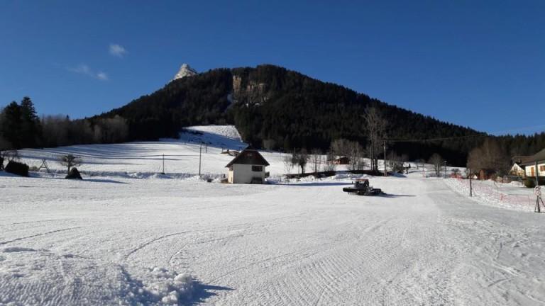 Saint Hugues Les Egaux ski resort