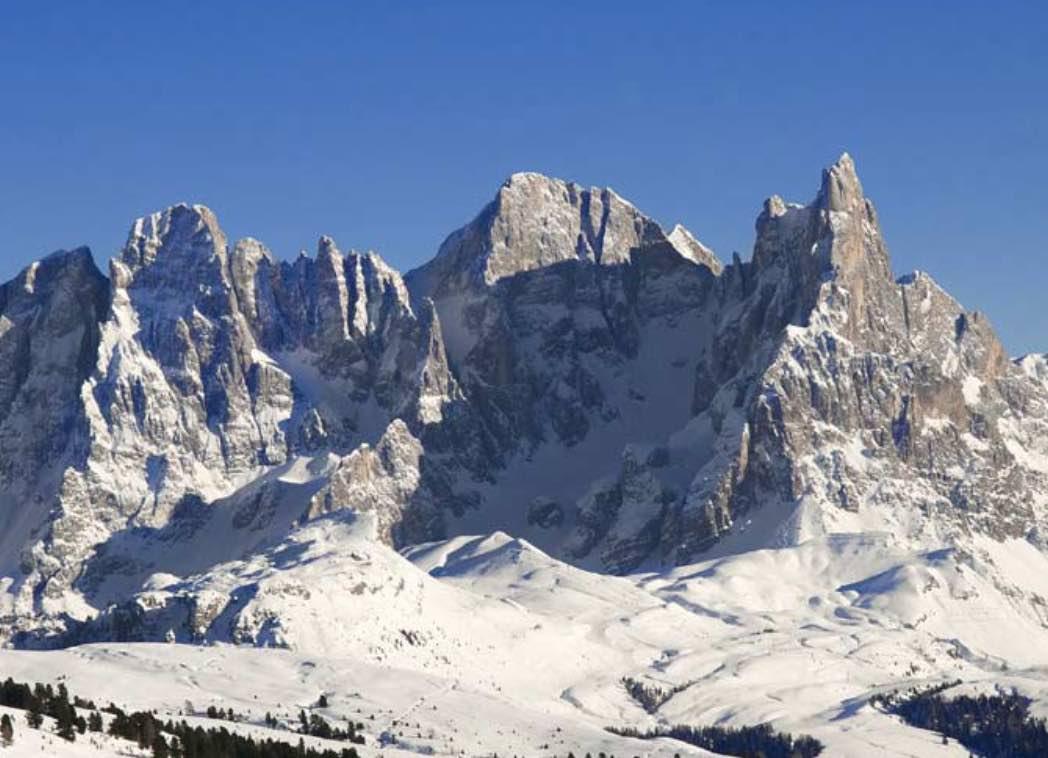 estación de esquí San Martino Di Castrozza
