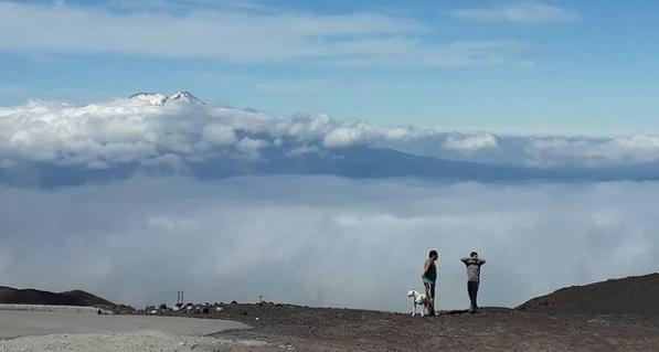 Senderismo Volcán Osorno
