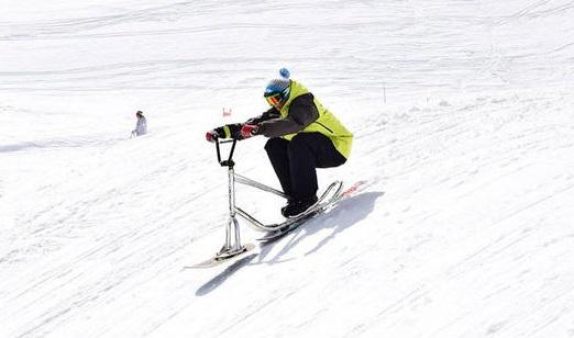 Snowscoot Pra Loup
